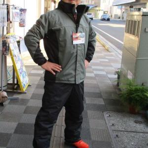 【防寒着】桑和 44403 防寒防水ブルゾン ~耐水圧:7000mm~