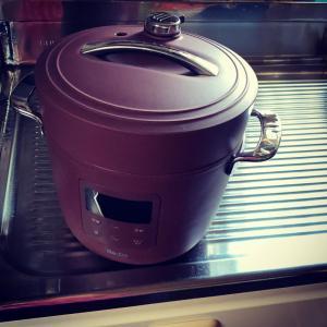 soramama café☆Re・De  Pot 電気圧力鍋