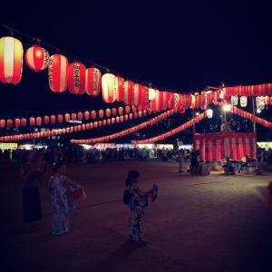 soranko☆夏祭り盆踊り