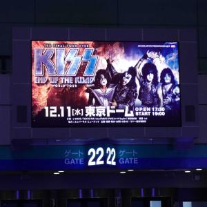 KISS『END OF THE ROAD WORLD TOUR』