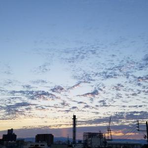 絶叫する夕日