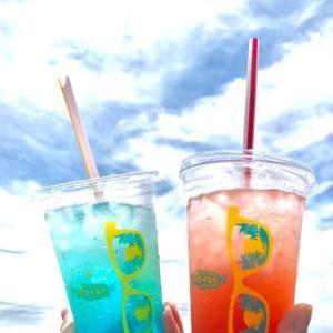夏の海でハワイなう!☺️