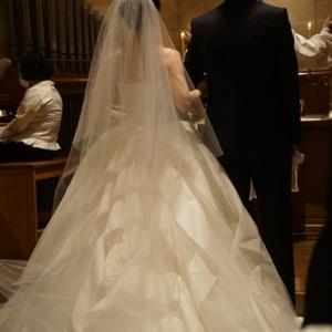 結婚式~~~♡♡