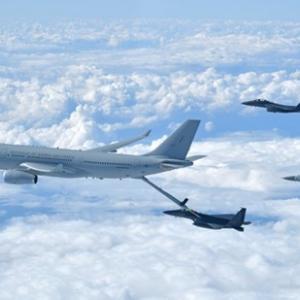 韓国空軍が米国防総省に空中給油機の売却を要請「東京を爆撃する際に必要だ」