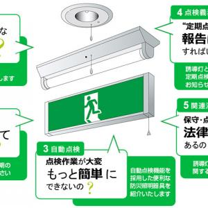 マンションの非常用照明灯は、いつどのようにLED化すべきか?