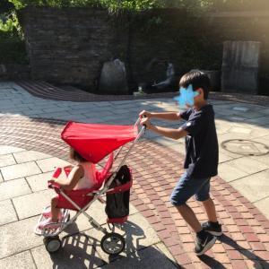 週末 夏休み35日目