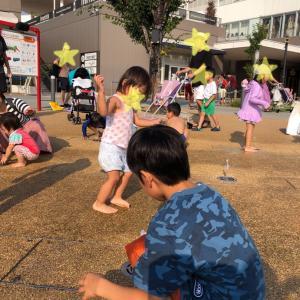 週末② 夏休み36日目