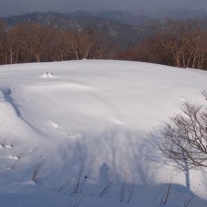 続、比良の雪事情