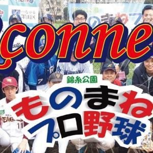 錦糸公園ものまねプロ野球vs Rconnect