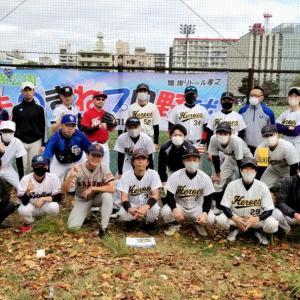 ヒーローズvs錦糸公園ものまねプロ野球