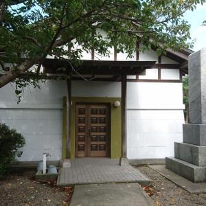 田中家の納骨堂