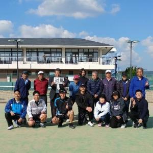 県民体育祭・テニス