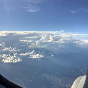 雲に乗りたい(๑>◡<๑)
