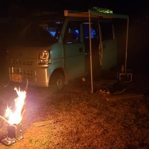 キャンプ場の粗大ゴミ問題