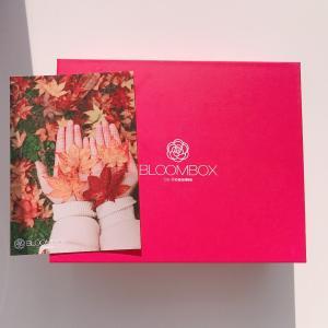 ♡豪華すぎた✴︎✴︎✴︎10月bloom box♡