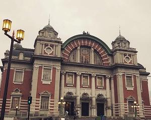 中之島中央公会堂へ