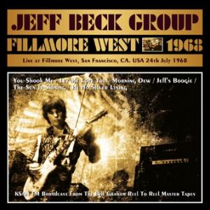 Jeff Beck Group - Fillmore West 1968 (No Label)