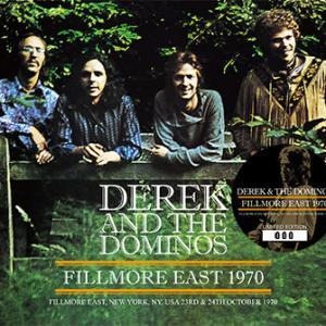 Derek And The Dominos - Fillmore East 1970 (NL)