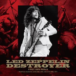 Led Zeppelin - Destroyer : First Gen Reels(Gift)