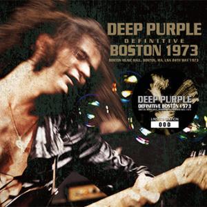 Deep Purple - Definitive Boston 1973(DTB274/275)