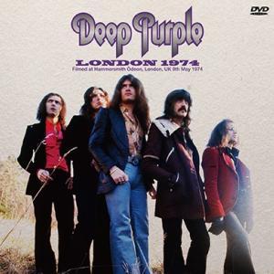Deep Purple - London 1974 (Gift DVDR)