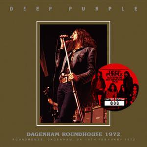 Deep Purple - Dagenham Roundhouse 1972 (DTB 276)