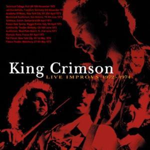King Crimson - Live Improvs 1972-1974 (Gift CDR)