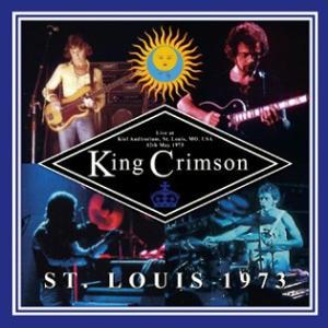 King Crimson - St. Louis 1973 (Gift CDR)