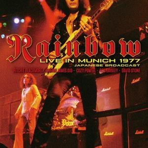Rainbow - Live In Munich 1977 Japanese Broadcast