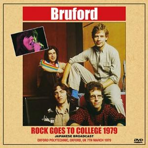 Bruford - Rock Goes To College 1979 (Gift CDR)