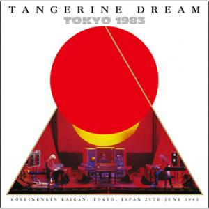 Tangerine Dream - Tokyo 1983 (Amity 446)
