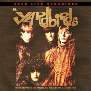 Four Live Yardbirds (Uxbridge 165)