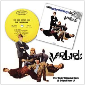 Over Under Sideways Down : US Original MONO LP
