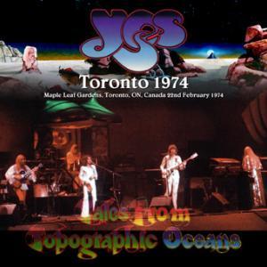 Yes - Toronto 1974 (Amity 622)