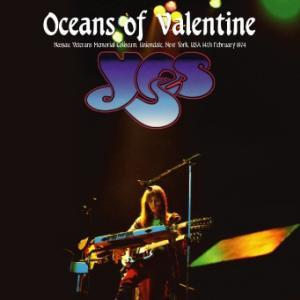 Yes - Oceans Of Valentine (Siréne-234)