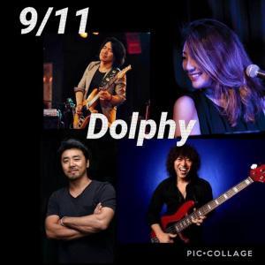 Grace Mahya Quartet @ 横浜 Dolphy 2020-09-11