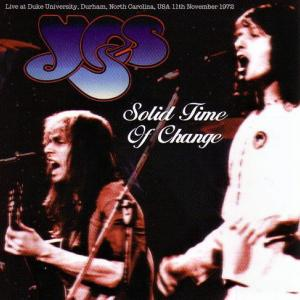 Yes - Solid Time Of Change (Siréne-104)