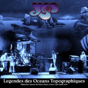 Legendes des Oceans Topographiques (Amity 234)