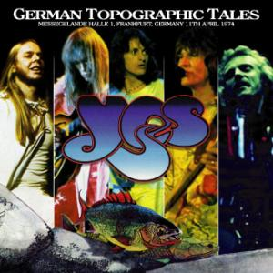 Yes - German Topographic Tales (Amity 202)