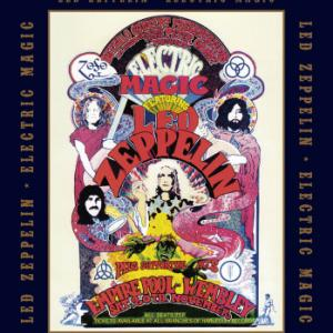 Led Zeppelin - Electric Magic (LZSC-1120)