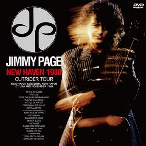 Jimmy Page - New Haven 1988 (Gift 2DVDR)