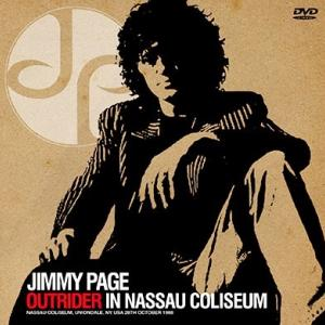 Jimmy Page ー Outrider In Nassau Coliseum (Gift)