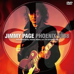 Jimmy Page ー Phoenix 1988 (Gift DVDR)