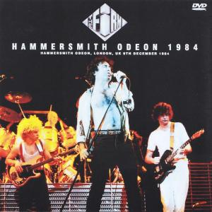 The Firm - Hammersmith Odeon 1984 (Gift DVDR)