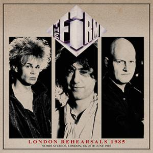 The Firm - London Reheasals 1985 (Gift 2CDR)