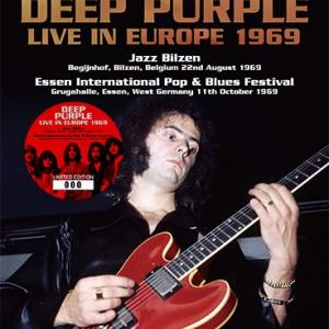 Deep Purple - Live In Europe 1969 (DTB 283)