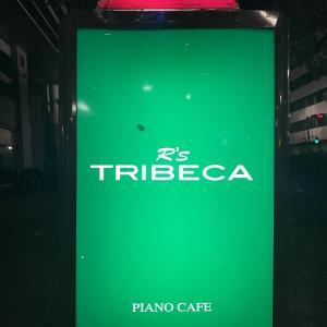 藤山ET英一郎 トリオ @ 関内 R's Tribeca  2020‐11‐17