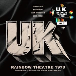 U.K. - Rainbow Theatre 1978 (Virtuoso 361)
