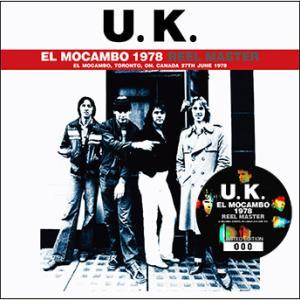 El Mocambo 1978 : Reel Master (Virtuoso 350)