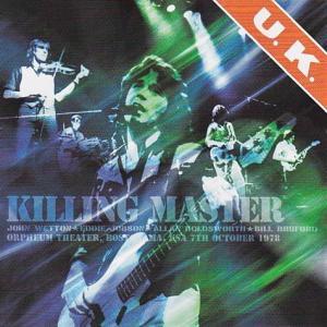 U.K. ー Killing Master (Virtuoso 083)